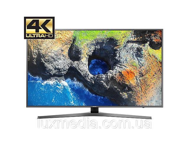 бу UltraSlim телевизор Samsung UE49MU6442 (UltraHD 4K, PQI 1600 Гц, SmartTV, Wi-Fi, DVB-C/T2/S2) в Луцке