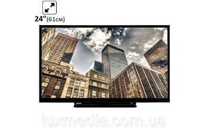 Телевизор Toshiba 24W1733DG (TPQ 300Гц, HD, Dolby Digital 2x2,5Вт, DVB-C/T)