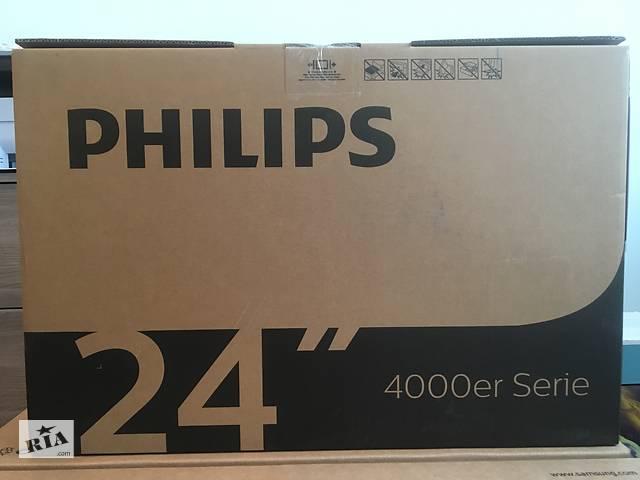 бу В НАЛИЧИИ телевизор Philips 24PFT4022 (FullHD, 200Hz, DVB-C/T2) в Луцке