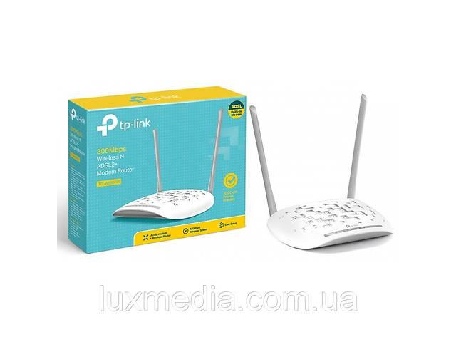 бу Wi-Fi роутер  TP-LINK TD-W8961N со встроенным модемом ADSL2+ (скорость до 300 Мбит/с) в Луцке