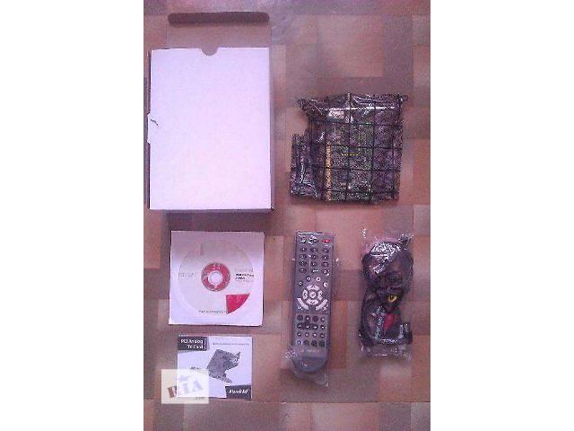 купить бу ТВ Тюнер KWorld PCI Analog TV Card PVR-TV7131SE в Ровно
