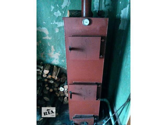 Твердотопливный котел верхнего горения- объявление о продаже  в Днепре (Днепропетровск)