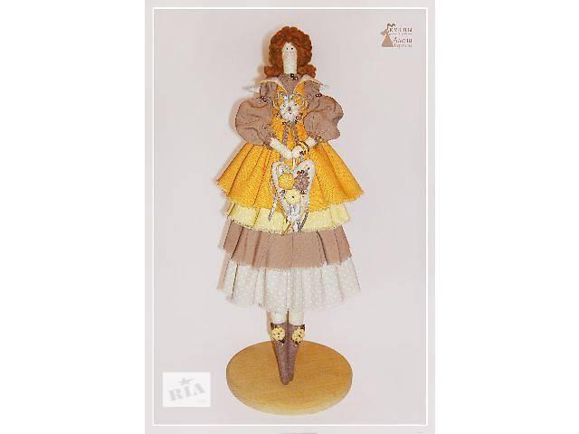 Тильда Луиза. Ангел Изобилия. Интерьерная кукла ручной работы.- объявление о продаже  в Херсоне