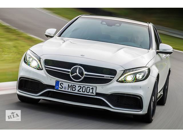 купить бу Обвес Mercedes w205 стиль C63 AMG обвес Мерседес 205 в Луцке
