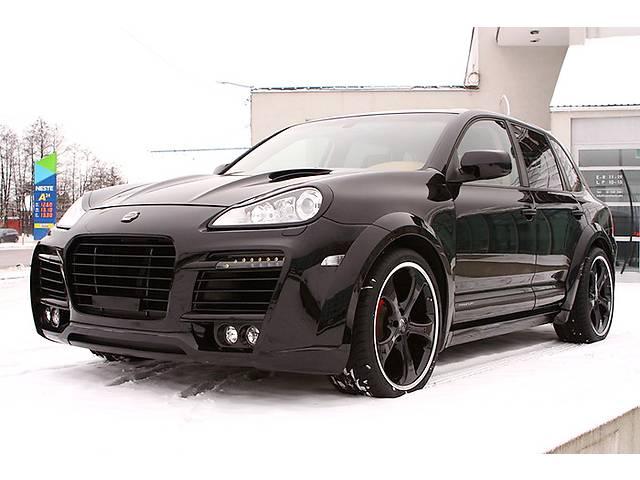 Тюнинг обвес Porsche Cayenne 957 / Порше Кайен 957 в Украине- объявление о продаже  в Киеве