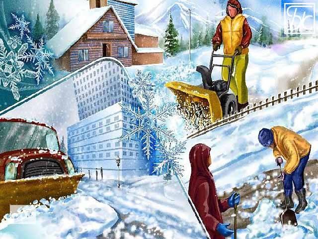купить бу Уборка снега в Киеве