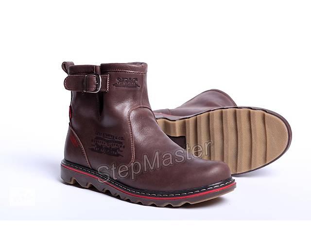 Уггі Levis коричневі - Чоловіче взуття в Вознесенську на RIA.com 0105b47fdca4f