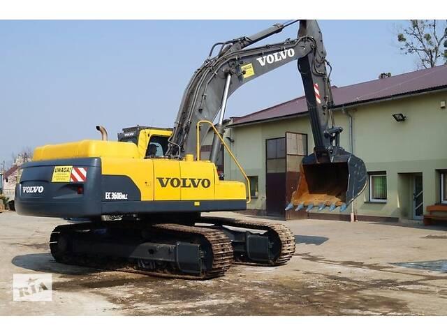 продам Услуги Гусеничного Экскаватора  Volvo EC 360 бу  в Украине