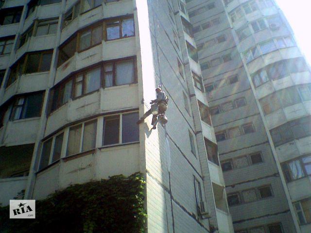купить бу Услуги на высотные работы от альпинистов .Одесса. в Одессе