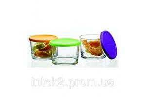 Новые Пищевые контейнеры Pasabahce