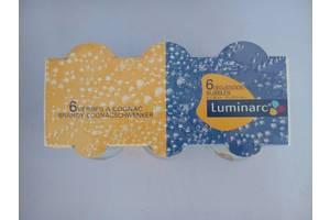 Новые Бокалы, фужеры Luminarc
