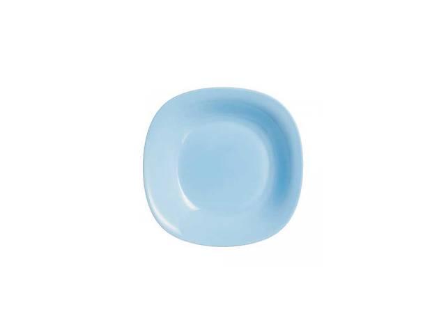 купить бу Тарелка суповая 21 см Carine Light Blue Luminarc P4250 в Одессе