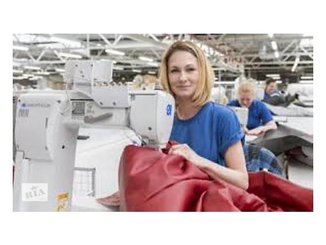 купить бу Швеї на завод по пошиттю чохлів (робота в Польщі)  в Украине