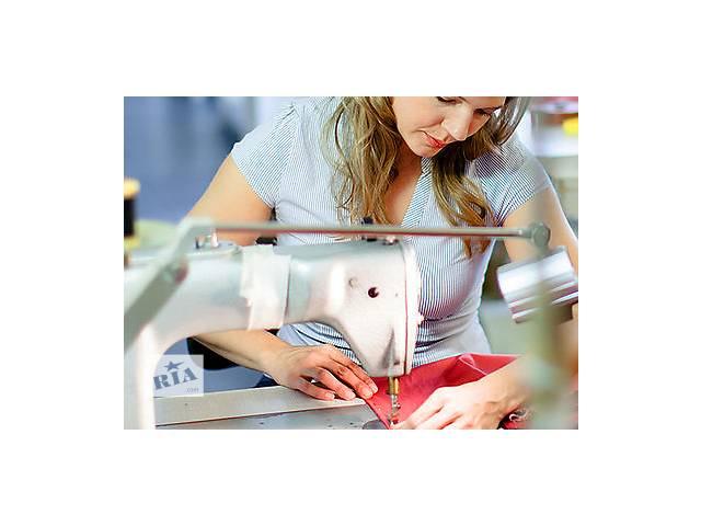 бу Работа в Польше. Швея 15 злотых/час нетто. Швейная фабрика по пошиву подушек, одеял и чехлов на матрас  в Украине
