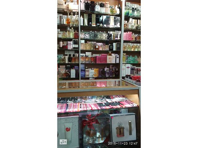 Требуется продавец на косметику и парфюмерию