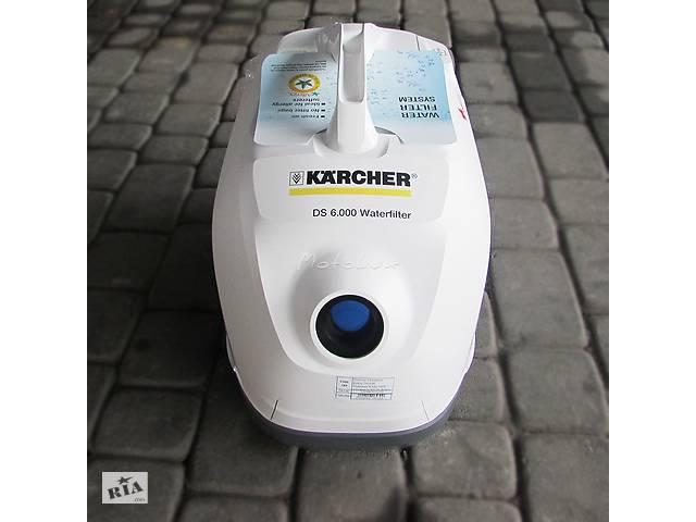 Пылесос с аквафильтром Karcher DS 6 Premium (MediClean)- объявление о продаже  в Мукачево