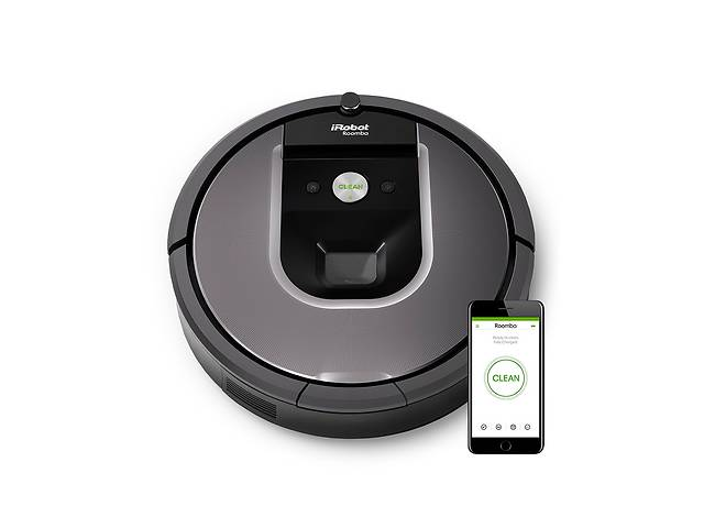 продам Робот-пылесос iRobot Roomba 960 бу в Києві