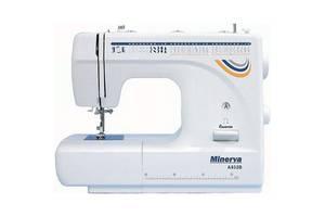 Нові Швейні машинки Minerva