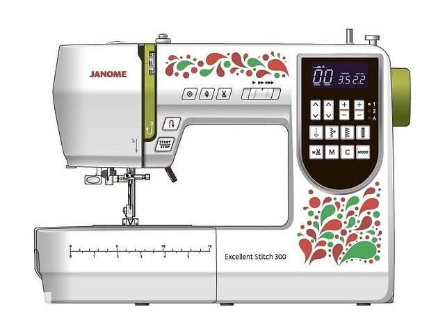 продам Швейная машинка Janome Excellent Stitch 300 бу в Харькове
