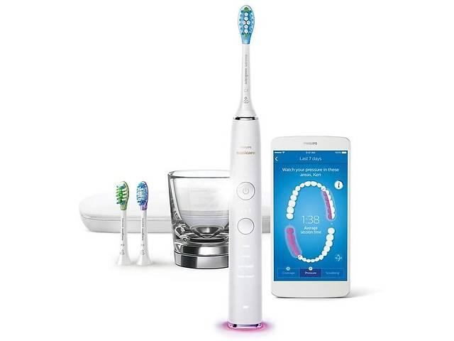 купить бу Зубная щетка электрическая Philips DiamondClean Smart HX9903/03 в Києві