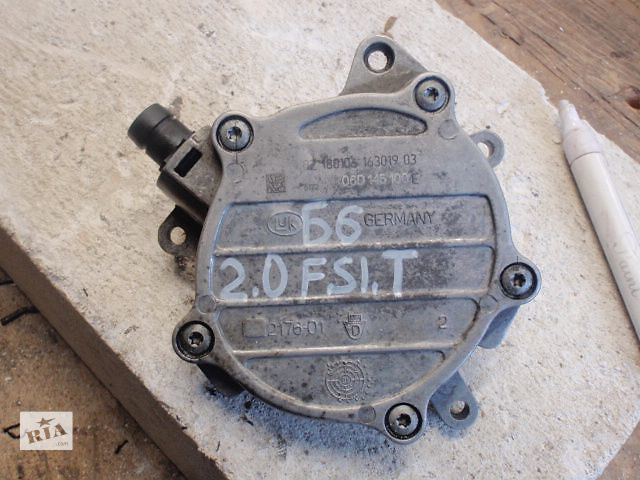 купить бу вакуумный насос для Volkswagen B6, 2.0fsi, 2006, 06D145100E в Львове