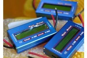 Ваттметр/вольтметр/амперметр на постоянное напряжение до 60 В 100 А