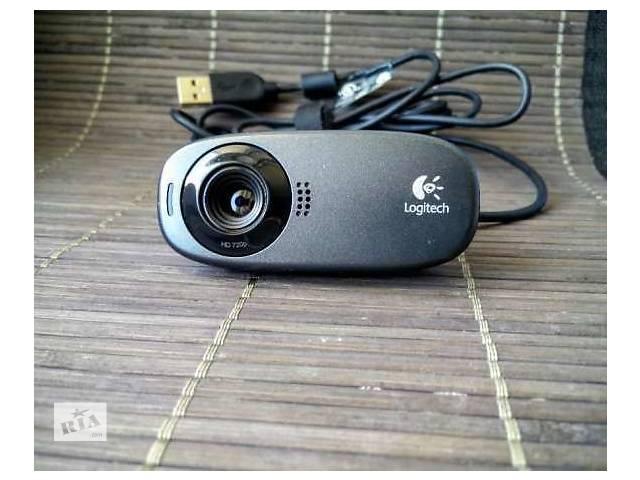 бу Веб камера Logitech C 310 торг в Кривом Роге (Днепропетровской обл.)