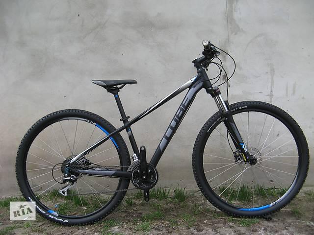 купить бу Велосипед 29 Сube AIM в Львове