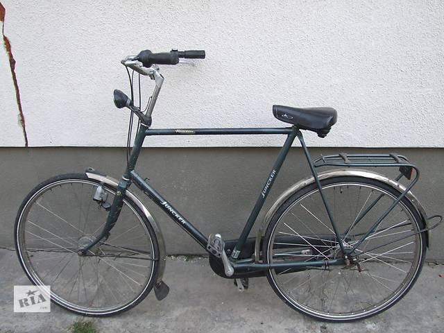 бу Велосипед 28 колеса дамка мужской в Львове