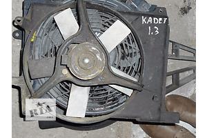 б/у Вентиляторы осн радиатора Opel Kadett