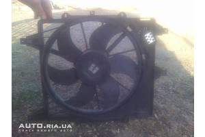 Вентиляторы осн радиатора Fiat Doblo