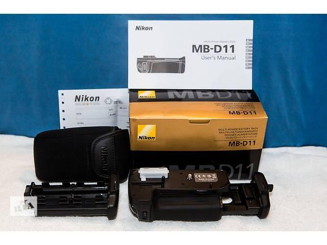 продам Батарейный блок Nikon MB-D11 оригинал бу в Николаеве