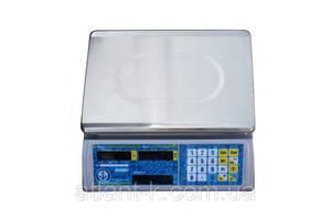 Весы торговые  VP-LN 15 LCD/LED, Вагар, Украина