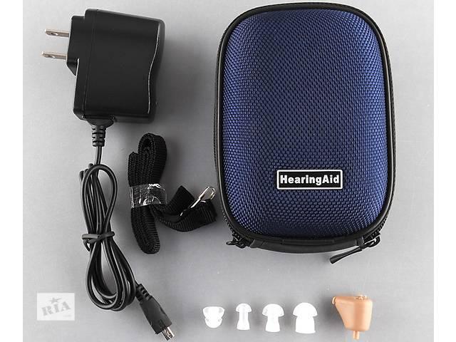 бу Внутриушной слуховой аппарат Axon K-88 с зарядным устройством на аккумуляторе (усилитель звука) в Южном (Одесской обл.) (Южный)