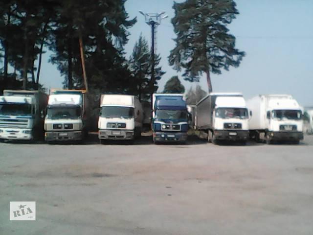 Водители  категоии Е - объявление о продаже  в Винницкой области