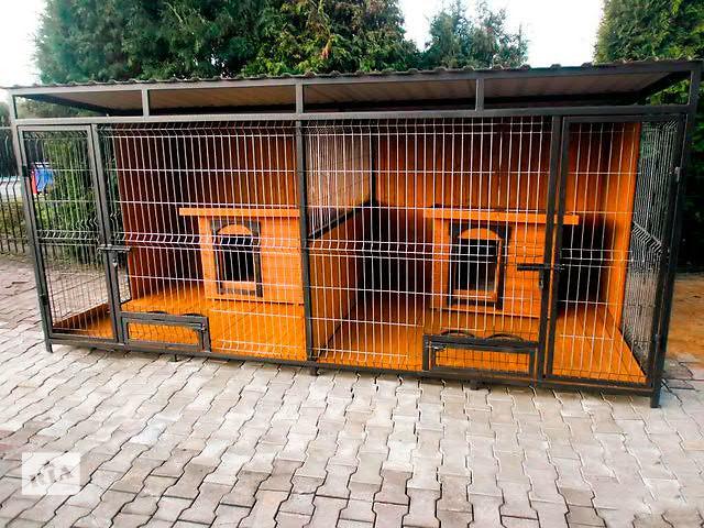Вольеры, клетки для собак и животных- объявление о продаже  в Чернигове