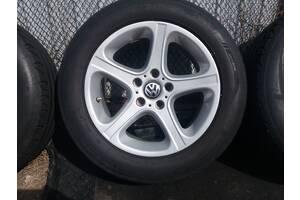 Volkswagen T5 Transporter,диски R17 летняя резина 235/55 R17,2019г