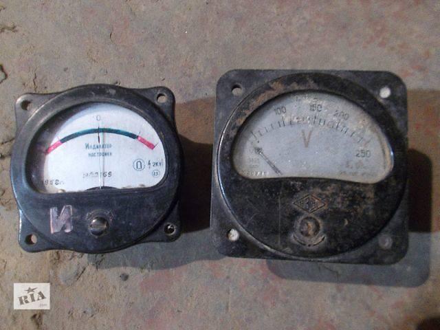 продам Вольтметр Э421 и индикатор настройки бу в Каменке-Днепровской
