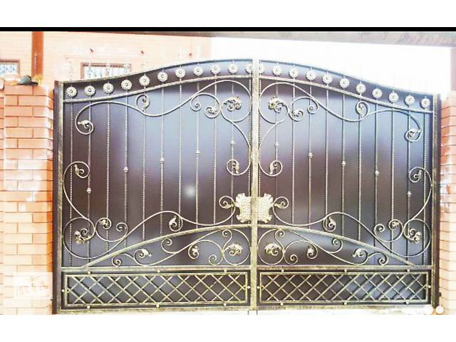 бу Ворота, калитки, решетки так же забор из профнастила  в Кривом Роге (Днепропетровской обл.)