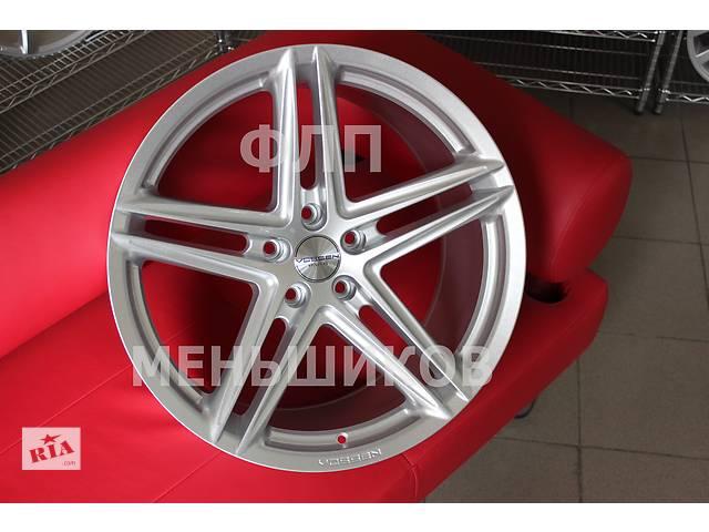 купить бу Vossen VFS5 Новые R20 оригинальные диски для Ford Explorer, США в Харькове