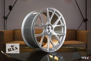 Vossen VFS6 Новые R20 5x120 оригинальные диски для Rolls Royce, США