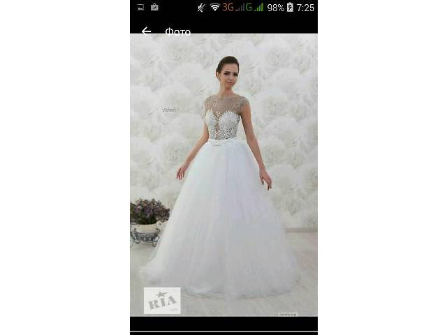 купить бу Все для невесты в Киеве