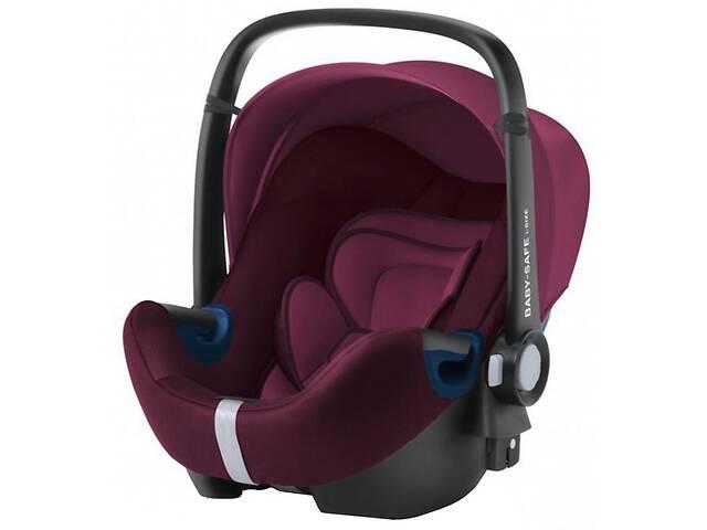 Автокресло Britax-Romer Baby-Safe2 i-Size Burgundy Red (2000030754)- объявление о продаже  в Киеве