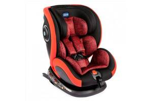 Автокресло Chicco Seat4Fix Красное (79860.85)