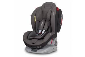 Автокресло детское до 7 лет есть вкладыш для новорожденных детей EasyGo Tinto 0-25 кг система крепления Isofix