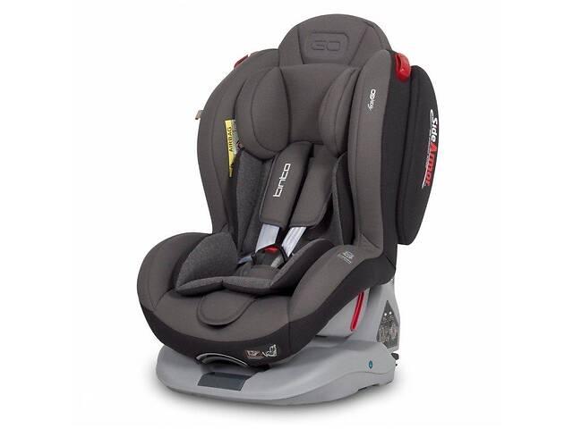 купить бу Автокресло детское до 7 лет есть вкладыш для новорожденных детей EasyGo Tinto 0-25 кг система крепления Isofix в Киеве