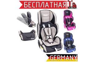 Автокресло KIDIMAX Германия 9-36кг от 1-12 лет 1/2/3 група ECE R44/04