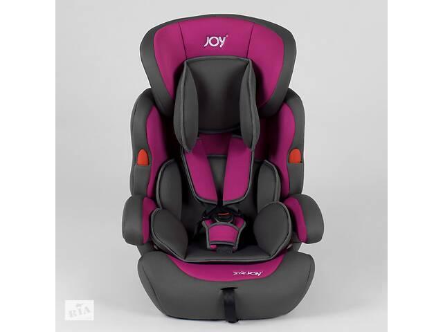 купить бу Автокресло JOY NB-5003 цвет серо-розовый, 9-36 кг в Стрые