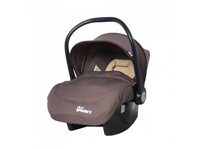 продам Автомобільне крісло для дитини TILLY Sparky T-511/2 Brown, група 0+, 0-13 кг бу в Львові