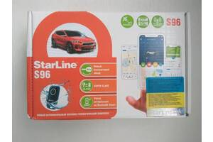 Автосигнализация StarLine S96 BT GSM GPS новая ОФИЦИАЛЬНАЯ!